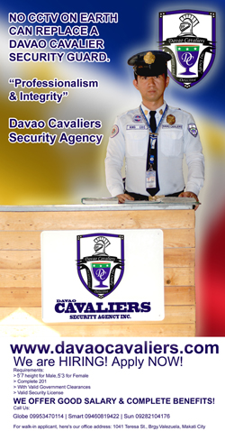 Philippine Security Agency
